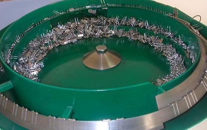 塑胶螺旋振动盘