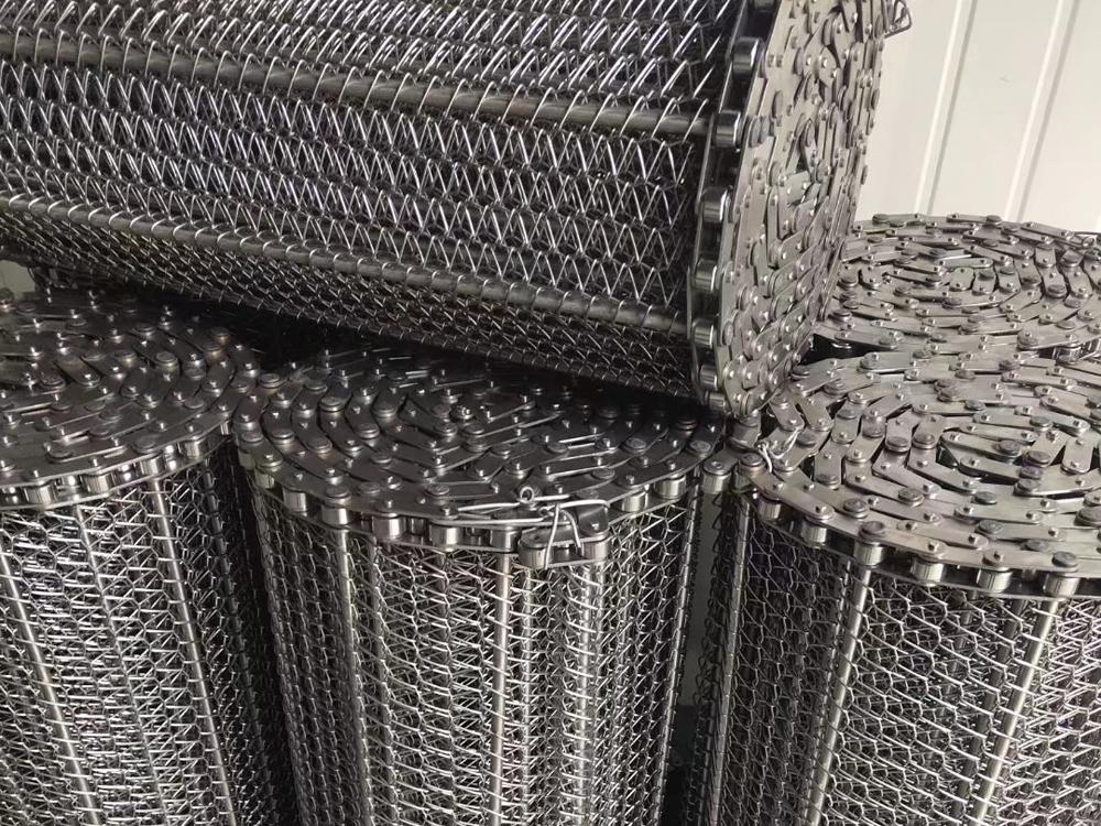 不锈钢网带网链