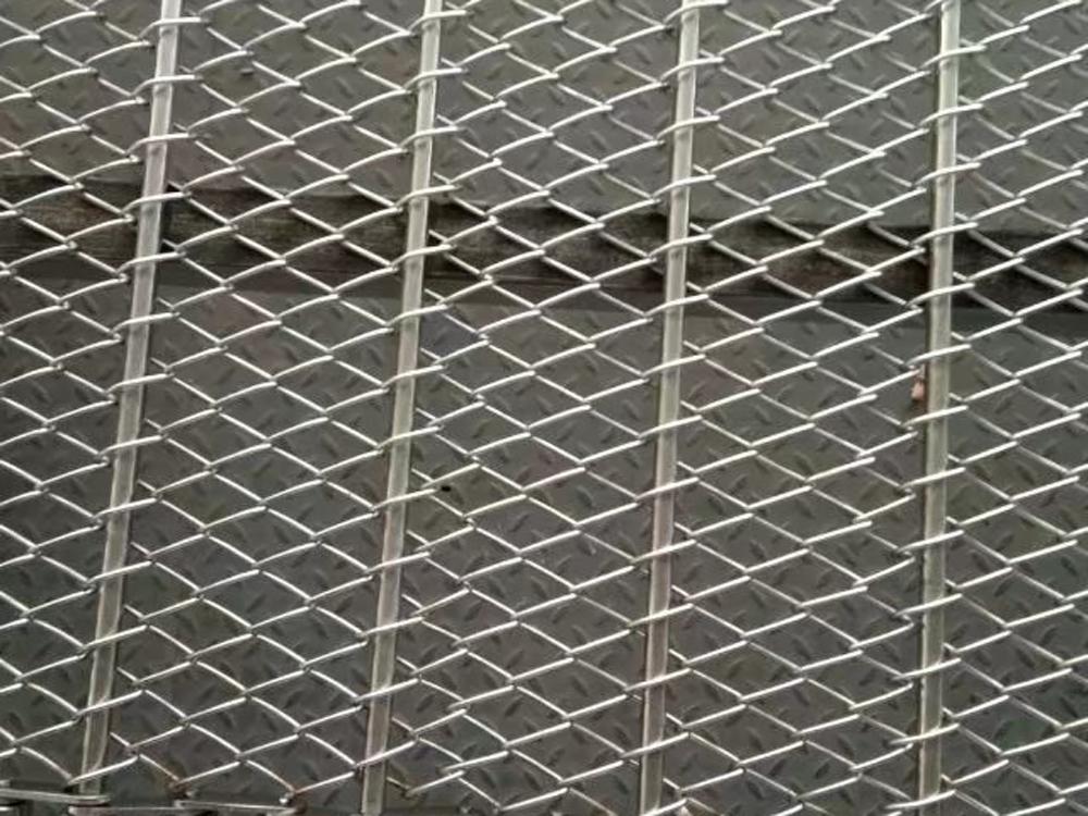不锈钢长城网链