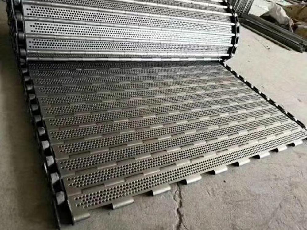 304板冲孔链板 可定制