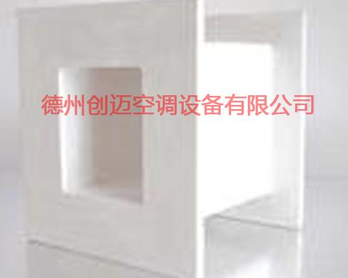 无机不燃性玻璃钢风管