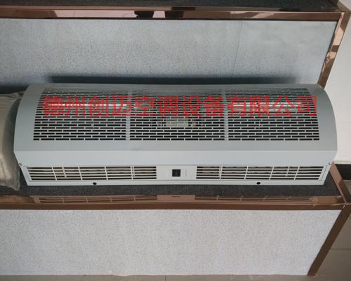 电加热空气幕