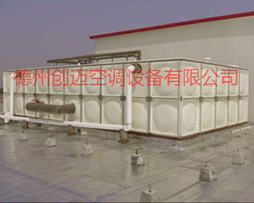 SMC组合式模压玻璃钢水箱