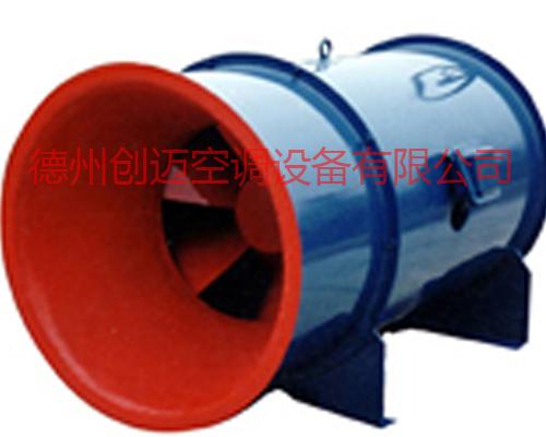 PYHL-14A消声型排烟风机