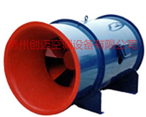 HL3-2A型消声型混流风机