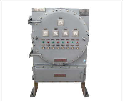 IIC防爆电气控制柜
