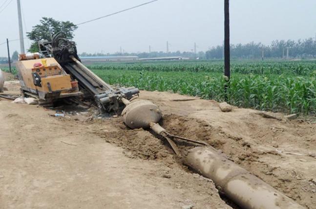 河南非开挖顶管施工公司告诉你顶管施工作业要注意三点。