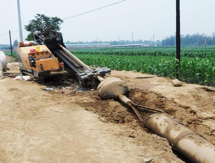 在实施非开挖顶管施工工程时必定要注意细小的细节。