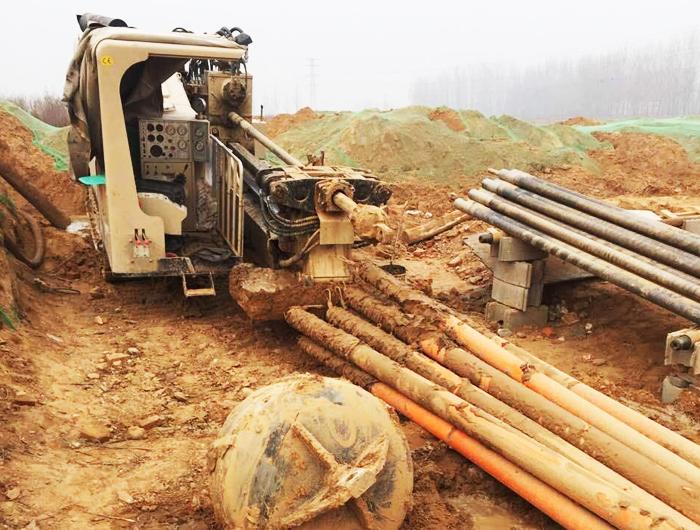 河北针对不同顶管施工项目的应急措施是什么?