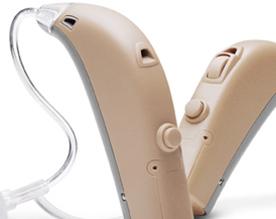 了解有关耳背式助听器概述及其功能。