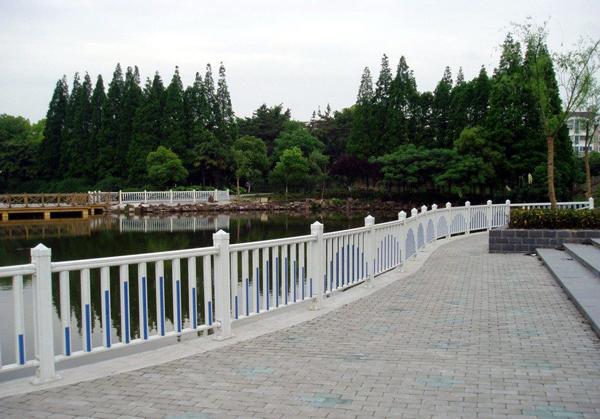 河道隔离护栏