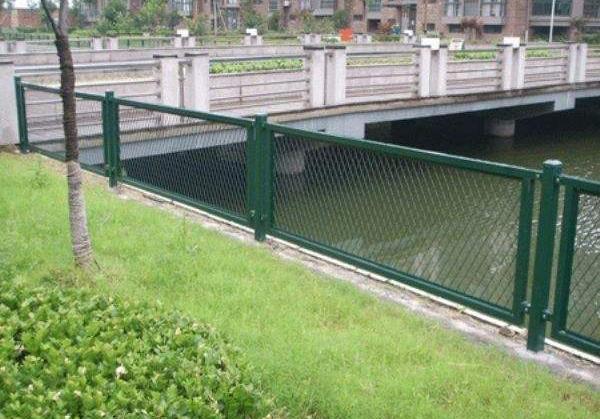 城市河道护栏