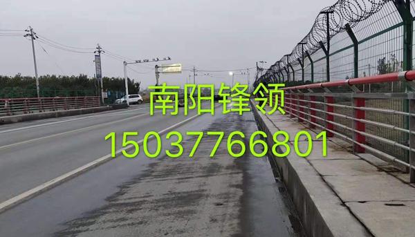 南阳河道桥梁护栏厂家