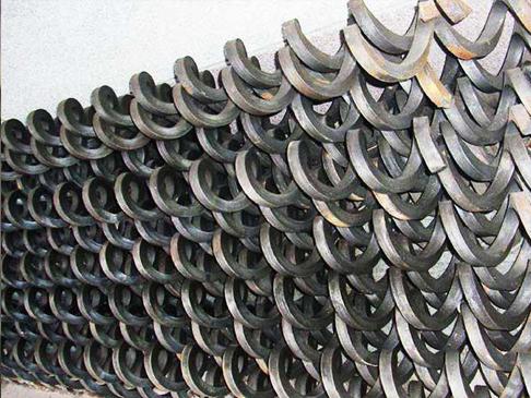 螺旋绞龙叶片