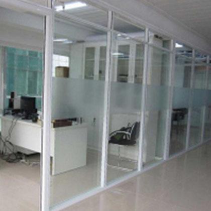 山东办公室玻璃隔断厂家