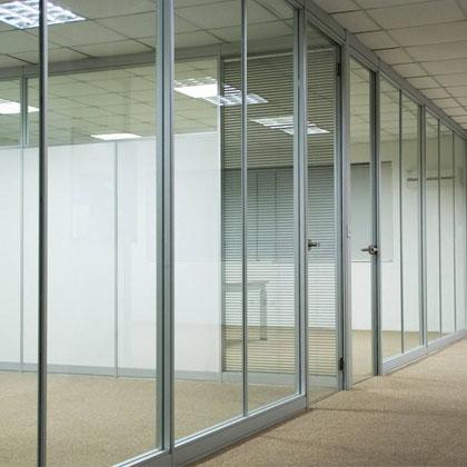 德州玻璃隔断厂家