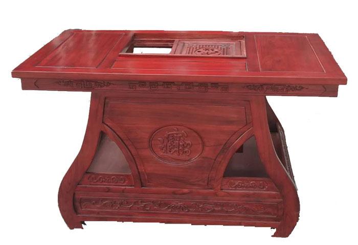 元宝茶道桌