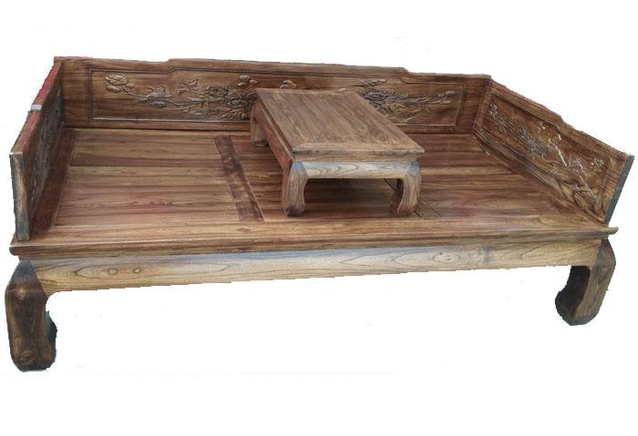 花鸟罗汉沙发床