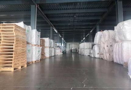 集装袋生产车间