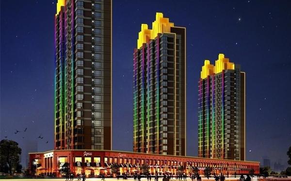 城市亮化工程施工