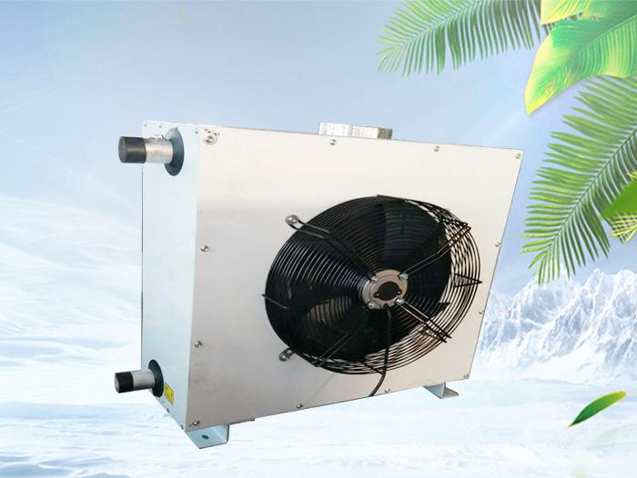 表冷器暖风机