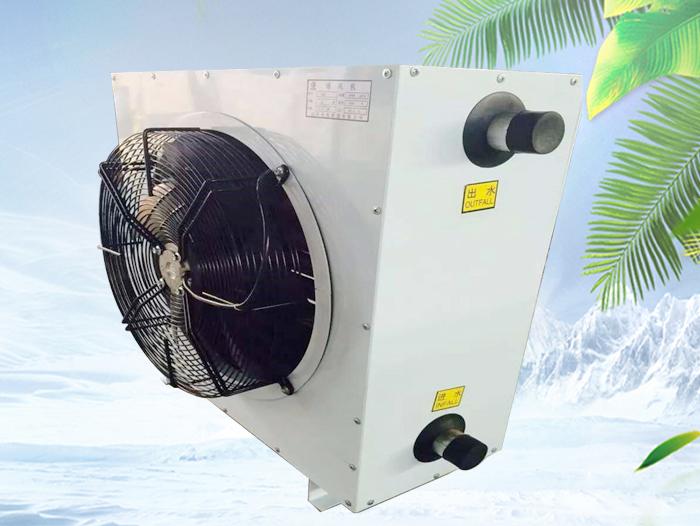 工业蒸汽暖风机
