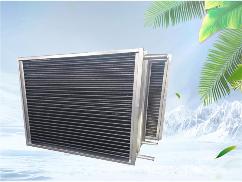空气加热器强制循环系统!