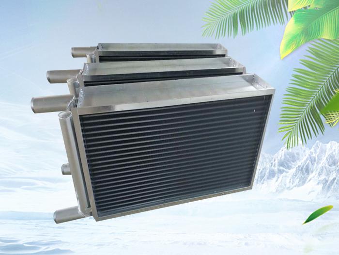 中央空调表冷器的特点!