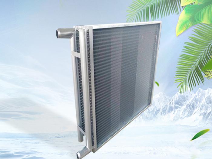 表冷器的钣金折弯工艺及其换热特性!