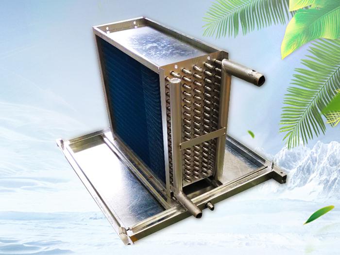 如何提高铜管表冷器的效率!