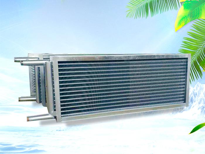 简单介绍表冷器的工作原因!
