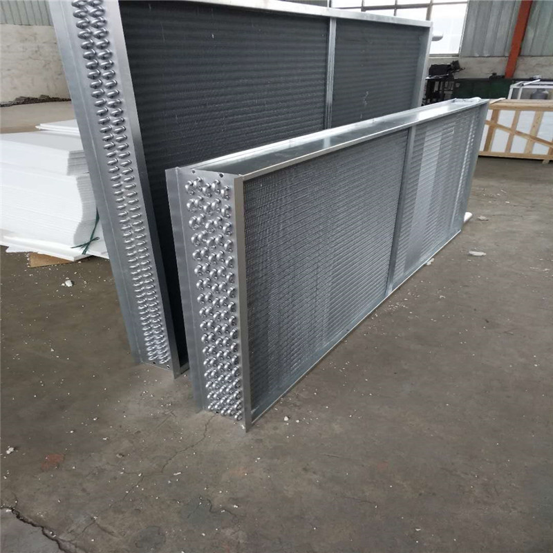 空调表冷器的清洁流程!