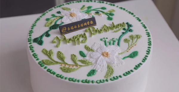 关于翻糖蛋糕制作中的小技巧,新手小白快来看看哦