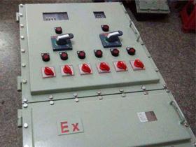 不锈钢防爆控制柜