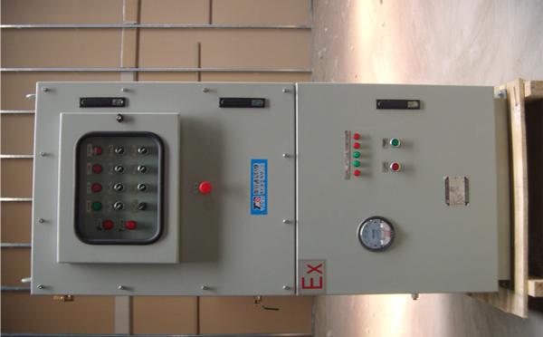 微型防爆正压柜是如何选气源的呢?