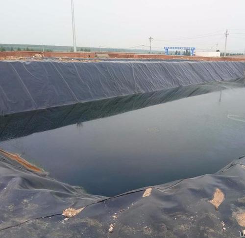 污水池防渗土工膜