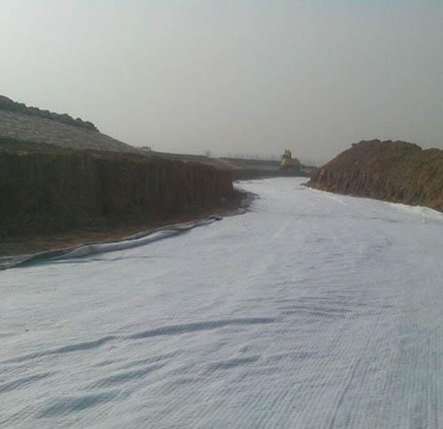 泰安人工湖防水毯