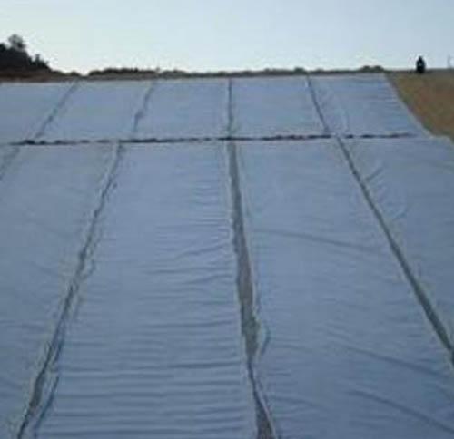 油田人工湖防水毯