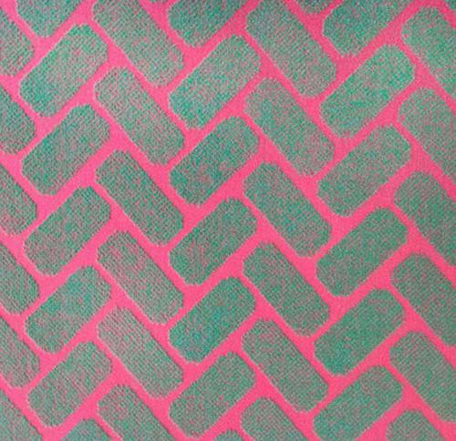 拉绒提花地毯