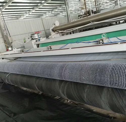 膨润土防水毯生产