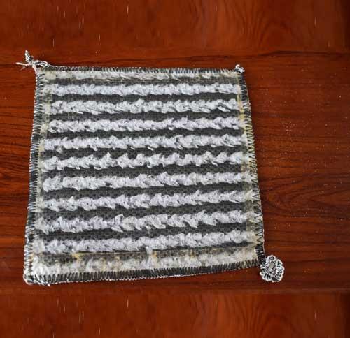 膨润土复合防水毯生产