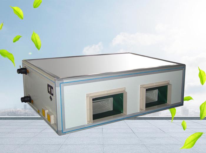 吊顶新风空调机组
