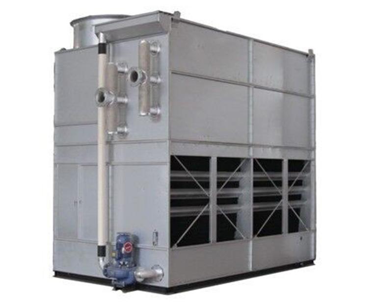 复合流密闭式冷却塔