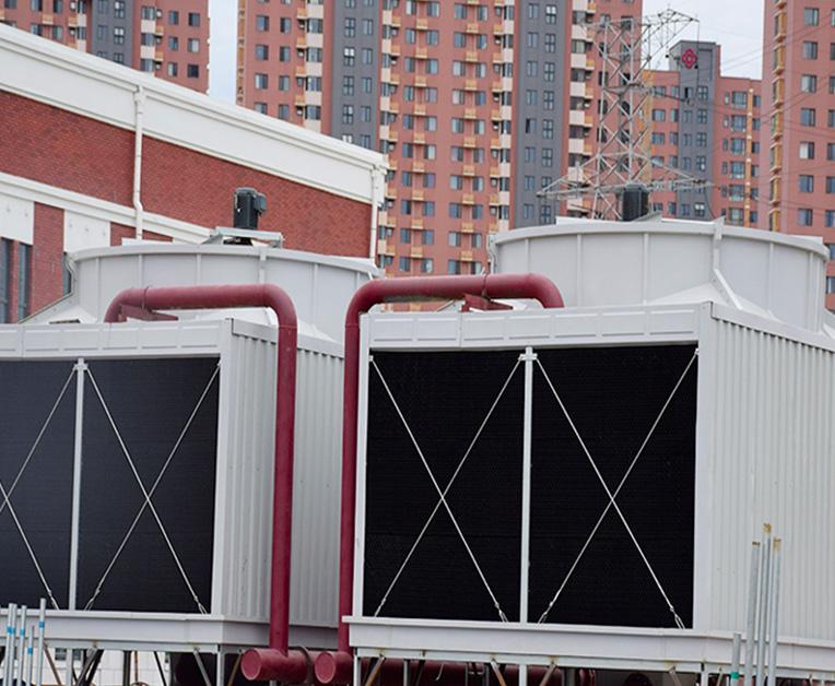 方形横流式冷却塔供应