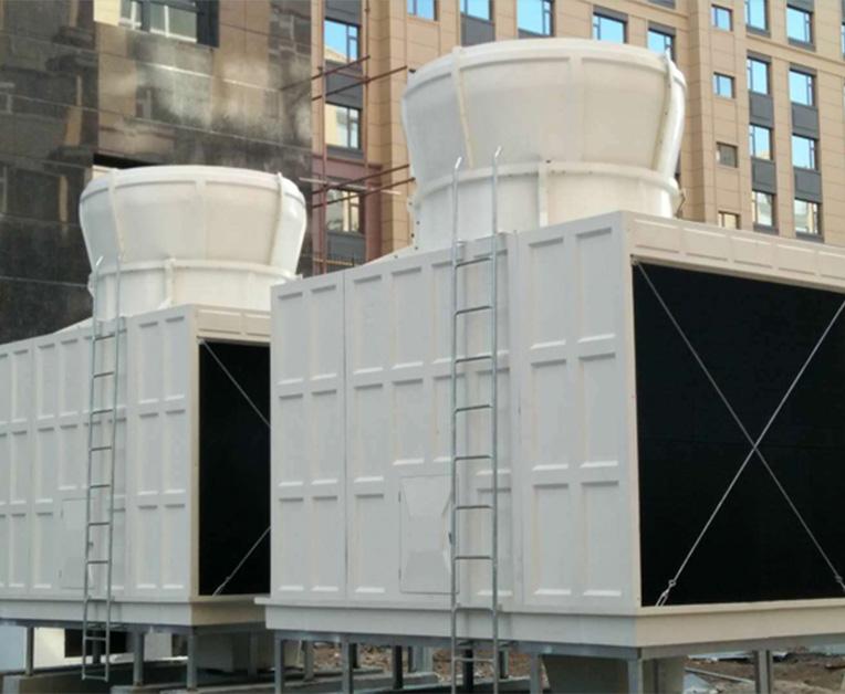 方形横流式冷却塔制造
