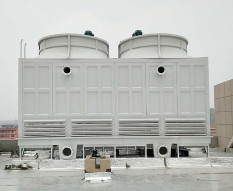 小型方形逆流式冷却塔
