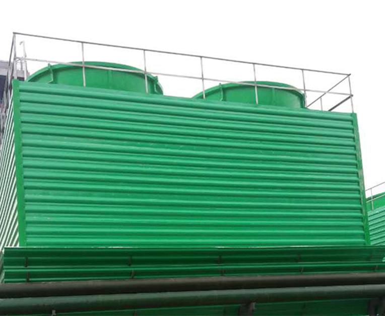 工业型圆形逆流式冷却塔