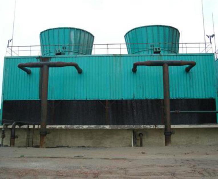 工业型冷却塔类型