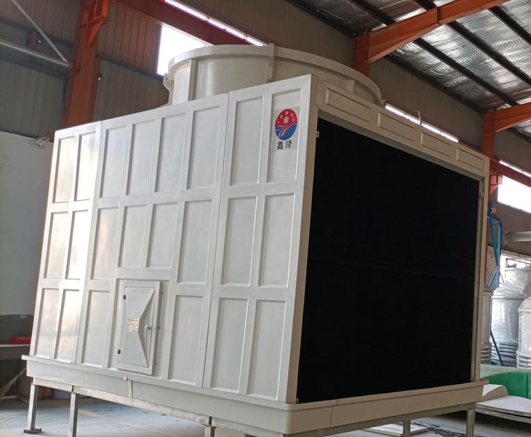 方形横流式冷却塔厂家直销