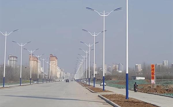 南阳新农村led路灯